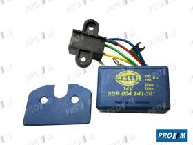 Hella 5DR004241361 - Regulador alternador