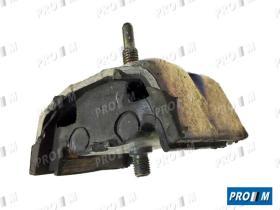 Caucho Metal 104943 - Soporte brazo de suspension trasero Citroen BX C15