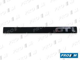 Seat Clásico 6K6853687H - Anagrama portón banda negra GTI