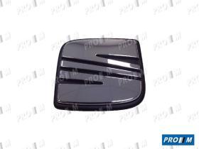 "Seat Clásico 6K9853601C - Anagrama portón banda negra """"TURBO D GT"""""