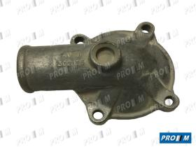 Caucho Metal TT200 - Tapa de termostato Ford Fiesta 950-1100cc C/Valvula 6039101