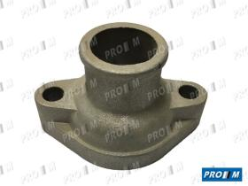 Caucho Metal TT530 - Tapa termostato Peugeot 505 Diesel