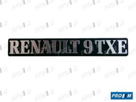 Renault Clásico 7700758840 - Soporte de radiador Renault 9-11