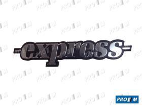 "Renault Clásico 770081557222CM - Anagrama ""express"""