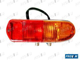 Prom Iluminación P204D - Piloto matrícula Peugeot 205-309-405