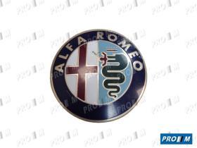 "Alfa Romeo ANA001 - Anagrama delantero ""ALFA ROMEO"""
