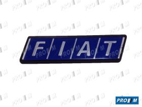 """Fiat ANA004 - Anagrama """"Fiat 126"""""""