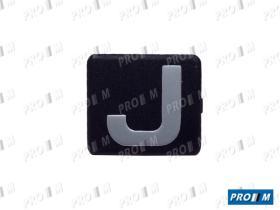 """Seat Clásico 021590118I - Anagrama Seat """"J"""" lado derecho"""