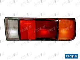 Prom Iluminación P1000D - Tulipa piloto delantero ámbar Opel Kadett C