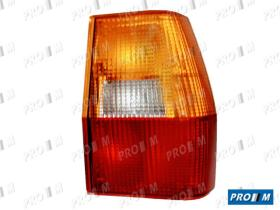 Prom Iluminación 855945218 - Piloto trasero izquierdo Audi Coupe -88  OE855945217