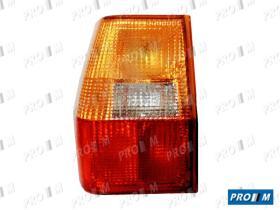 Prom Iluminación 855945217 - Piloto trasero izquierdo Audi Coupe -88  OE855945217