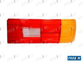 Prom Iluminación TTE12D - Piloto Sava J4 11 serie rojo ámbar
