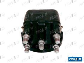 Tapas y rotores delco 121 - Tapa distribuidor delco Bosch