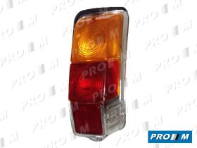 Prom Iluminación P500D - Piloto trasero derecho Fiat 500 completo