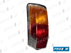 Prom Iluminación P500I - Piloto trasero izquierdo completo Fiat 500