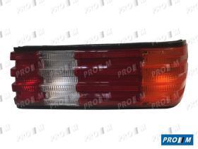 Prom Iluminación 211160 - Tulipa trasera derecha Mercedes W126