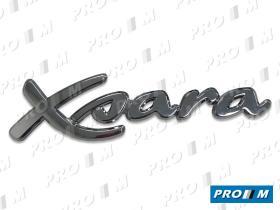 Citroën ->1995 ANAC10 - Cable de capó Citroen Xsara