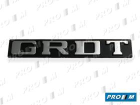 Material Peugeot ANAGRDT - Anagrama Peugeot GLX