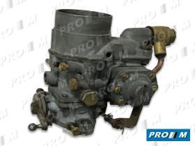 Seat Clásico 32PBI - Membrana carburador Seat 1400 A-B