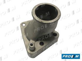 Caucho Metal TT-35 - Tapa de termostato Opel Corsa Astra Vectra 1338151
