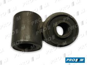 Caucho Metal 125895 - Taco de capó Seat 127 L largo