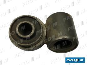 Caucho Metal 125896 - Silemblock punta barra estabilizadora derecha Renault 4L-Sup