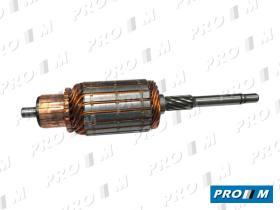 Femsa 12517-4 - Inducido motor de arranque Femsa MTA12-19-37-38-39-43