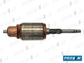 Femsa 12517-1 - Inducido motor de arranque Seat 850 Femsa Mtd12-3  MTA12-3-6