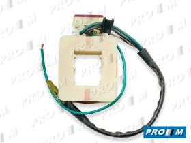 Femsa 7574-20 - Inductora motor limpia parabrisas Femsa LPL12-19 - 9887-18