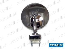 Prom Iluminación 683 - Espejo de puerta universal tipo obus