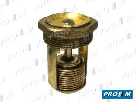 Caucho Metal 1009 - Termostato Matacas rosca de 36mm