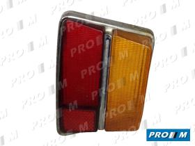 Prom Iluminación TTI3700 - Portalámparas Dodge Dart piloto trasero 1 polo