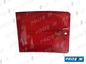 Bosch 300478 - Tulipa trasera derecha roja Opel Kadett B Coupé año 66