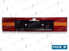 Hella 8XU006399001 - Portamatrículas VW Passat 89->