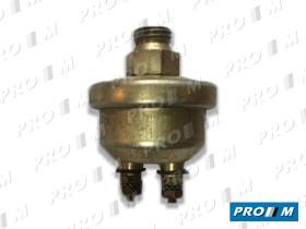 Magneti Marelli 07771208 - Bulbo presión de aceite 10mm 6 Bares 2 terminales