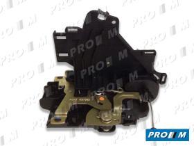 Seat Clásico 6X1837013 - Parasol delantero izquierdo con espejo Seat Ibiza 02-08