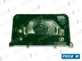 Rinder 4043PUMC - PILOTO ROJO LATERAL RECTANG C/REF C/PASAC COGIDA HORIZONTAL