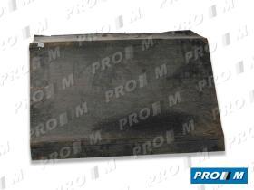 Pro//M Carrocería 01105 - Panel de puerta trasera izquierda Citroen GS
