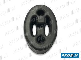 Caucho Metal 13300 - Bieleta selector de cambio Seat VW