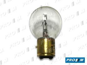 Accesorios L381 - Lampara tipo marchal 24V 45/45W