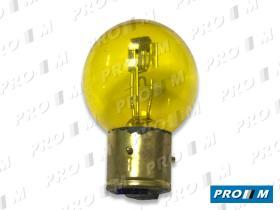 Accesorios L380AM - Lámpara amarilla Marchal 12V 45/40W