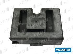 Renault Clásico 7700686307 - Casquillo pedal Renault 9-11