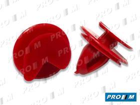 Caucho Metal 123366 - Grapa de tapizado 11x19x8