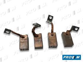Femsa 13784-27 - Juego escobillas de arranque Femsa 13X9X26L
