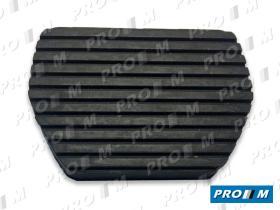 Caucho Metal 11217 - Goma de pedal acelerador Simca 1000