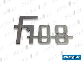 Nissan AF108 - Anagrama Ebro F100