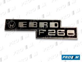 """Nissan AF260 - Anagrama Ebro """"""""F108"""""""""""