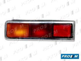 Ford PTI3024 - Piloto trasero derecho plástico Ford Escort MK1-Capri MK1