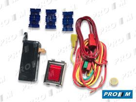 Accesorios 2001 - Kit warning universal 12V