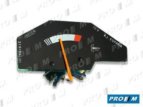 Magneti Marelli 6440 - Reloj de presión de aceite con capilla C7